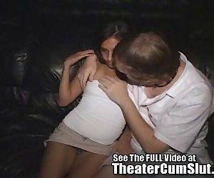Busty Teen Latina..