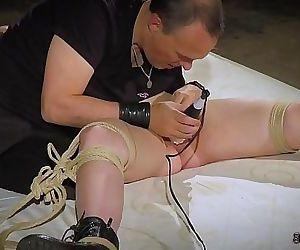 Bdsm and bondage sex..