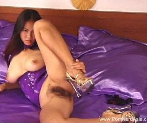 Amateur Asian With..