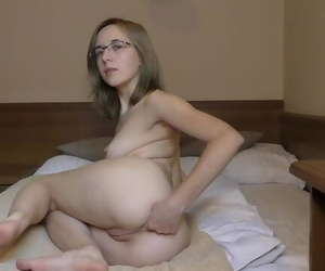 Anal Masturbate with a..
