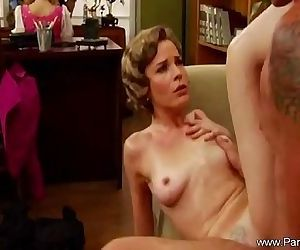 Fuck The Retro MILF At..